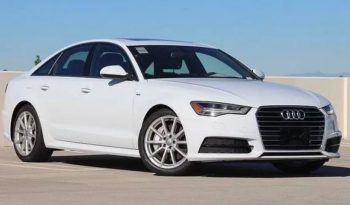 2019 Audi A6 Premium Lease Special