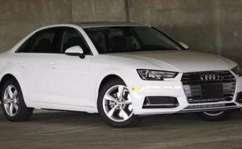 2020 Audi A4 Lease Special
