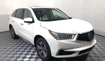 2019 Acura MDX Lease Special