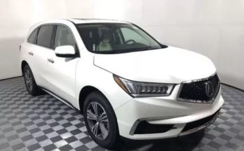 2020 Acura MDX Lease Special