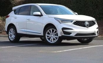 2020 Acura RDX Lease Special