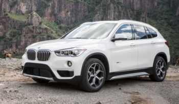 2020 BMW X1 Lease Special