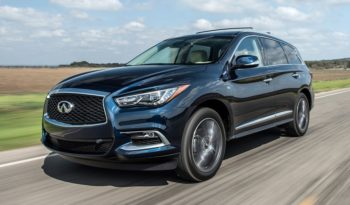 2020 Infiniti QX 60 Lease Special