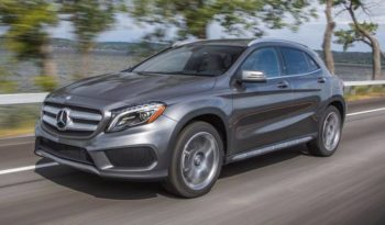 2019 Mercedes Benz GLA Lease Special