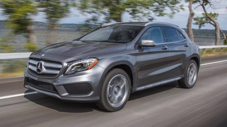 2020 Mercedes Benz GLA Lease Special - Carscouts