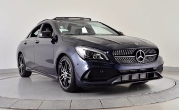 2020 Mercedes-Benz CLA 250 Lease Special