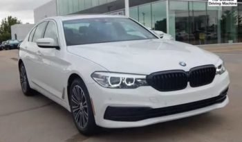2020 BMW 5 series 530i Lease Special
