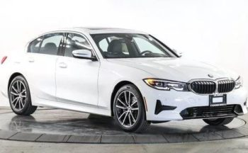 2020 BMW 330i Lease Special