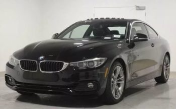 2020 BMW 430i coupe Lease Special