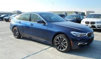 2019 BMW 640i Gran Coupe Lease Special
