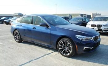 2020 BMW 640i Gran Coupe Lease Special