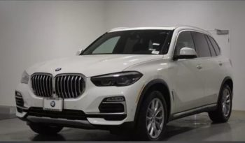 2019 BMW X5 Lease Special