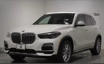 2020 BMW X5 Lease Special