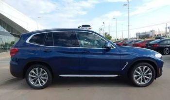 2019 BMW X3 Lease Special full