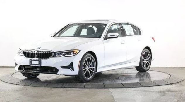 2020 BMW 330i Lease Special full