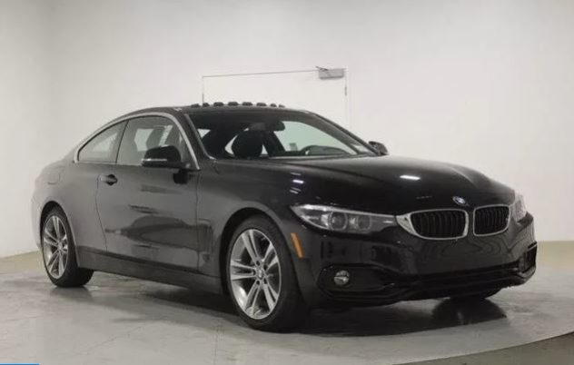 2019 BMW 430i coupe Lease Special full