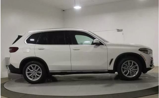 2020 BMW X5 Lease Special full