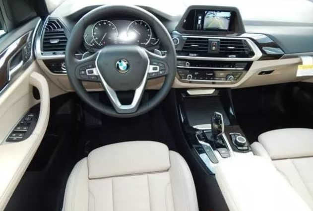 2020 BMW X3 Lease Special full