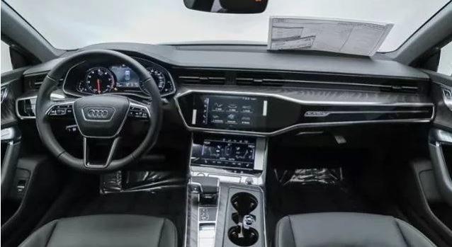 2019 Audi A7 Premium Lease Special full