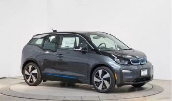 2020 BMW i3 Electric Lease Special full