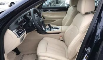 2020 BMW 7 series 740i Lease Special full