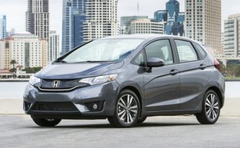 2020 Honda Fit Lease Special