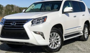 2020 Lexus GX 460 Lease Special