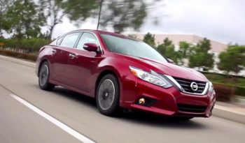 2019 Nissan Altima Lease Special