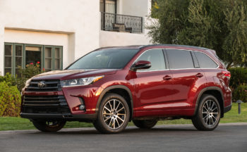 2020 Toyota Highlander Lease Special