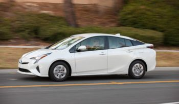 2020 Toyota Prius Lease Special