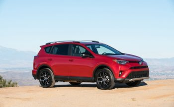 2020 Toyota Rav4 Lease Special