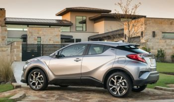 2019 Toyota C-HR Lease Special