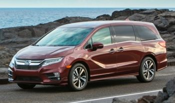 2019 Honda Odyssey LX Lease Special