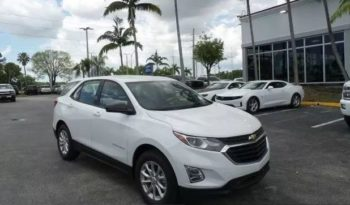 2019 Chevy Equinox Lease Special