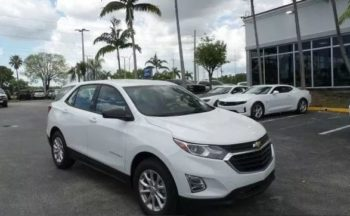 2020 Chevy Equinox Lease Special