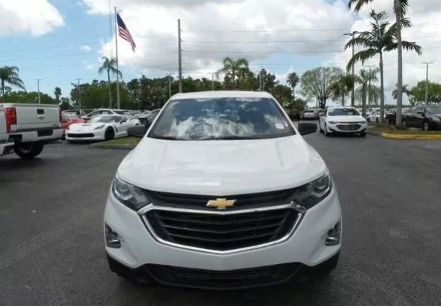 2020 Chevy Equinox Lease Special full