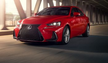 2019 Lexus IS 300 Lease Special