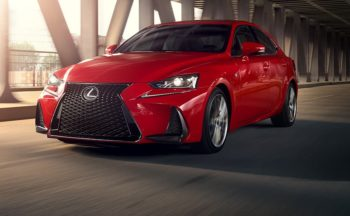 2020 Lexus IS 300 Lease Special