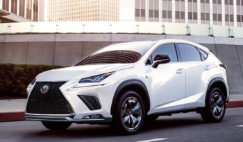 2019 Lexus NX 300 Lease Special