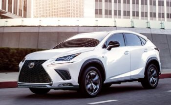 2020 Lexus NX 300 Lease Special