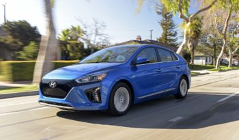 2019 Hyundai Ionic Blue Lease Special
