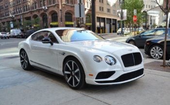2020 Bentley Continental GT Lease Special