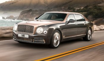 2019 Bentley Mulsanne Lease Special