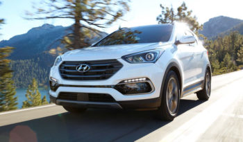 2019 Hyundai Santa Fe Lease Special