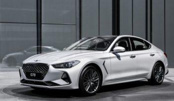 2019 Hyundai Genesis Lease Special