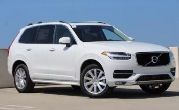 2020 Volvo XC90 Lease Special
