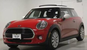 2019 Mini Cooper Hardtop Lease Special