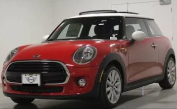 2020 Mini Cooper Hardtop Lease Special