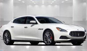 2019 Maserati Quattroporte S Lease Special