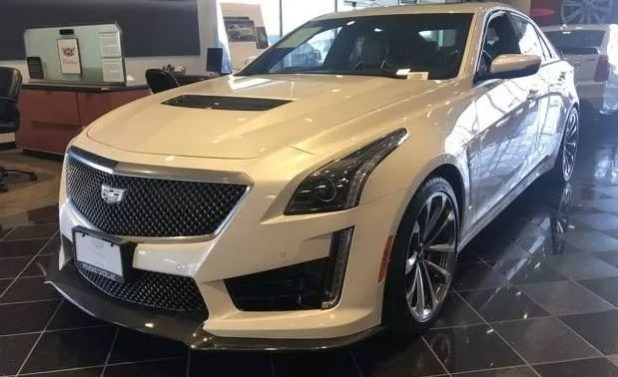 Cadillac Cts V Lease >> 2019 Cadillac Cts V Sedan Lease Special Carscouts